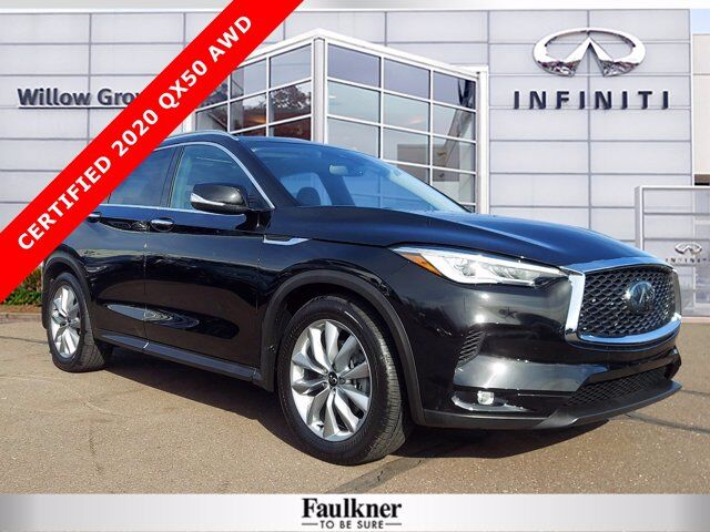 2020 INFINITI QX50 LUXE Willow Grove PA