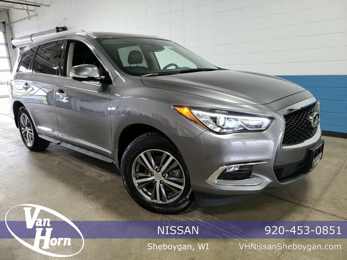 2020 INFINITI QX60 LUXE Plymouth WI