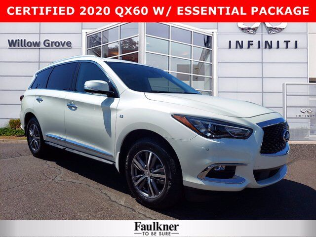 2020 INFINITI QX60 LUXE Willow Grove PA