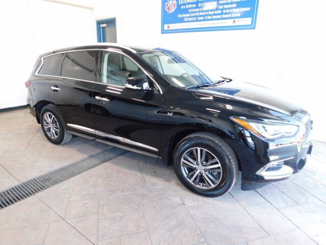 2020 INFINITI QX60 PURE *AWD* LEATHER NAVI SUNROOF Listowel ON