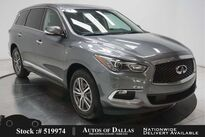 INFINITI QX60 PURE CAM,SUNROOF,HTD STS,18IN WLS,3RD ROW 2020