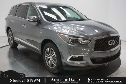 2020_INFINITI_QX60_PURE CAM,SUNROOF,HTD STS,18IN WLS,3RD ROW_ Plano TX