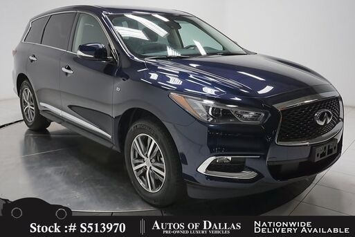 2020_INFINITI_QX60_PURE CAM,SUNROOF,HTD STS,BLIND SPOT,3RD ROW_ Plano TX