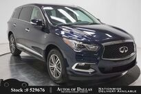 INFINITI QX60 PURE CAM,SUNROOF,HTD STS,KEY-GO,18IN WLS,3RD ROW 2020