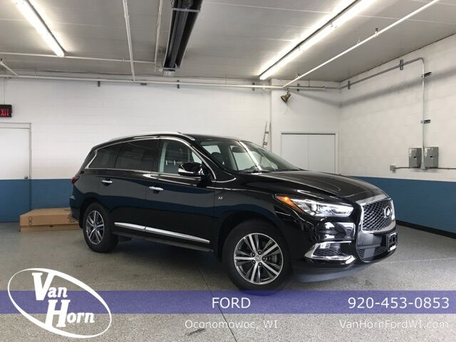 2020 INFINITI QX60 PURE Milwaukee WI
