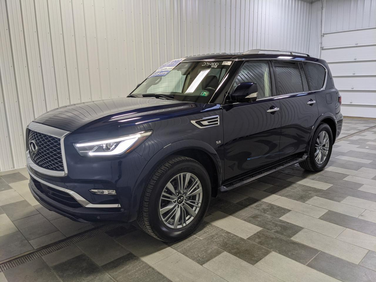 2020 INFINITI QX80 LUXE Duncansville PA