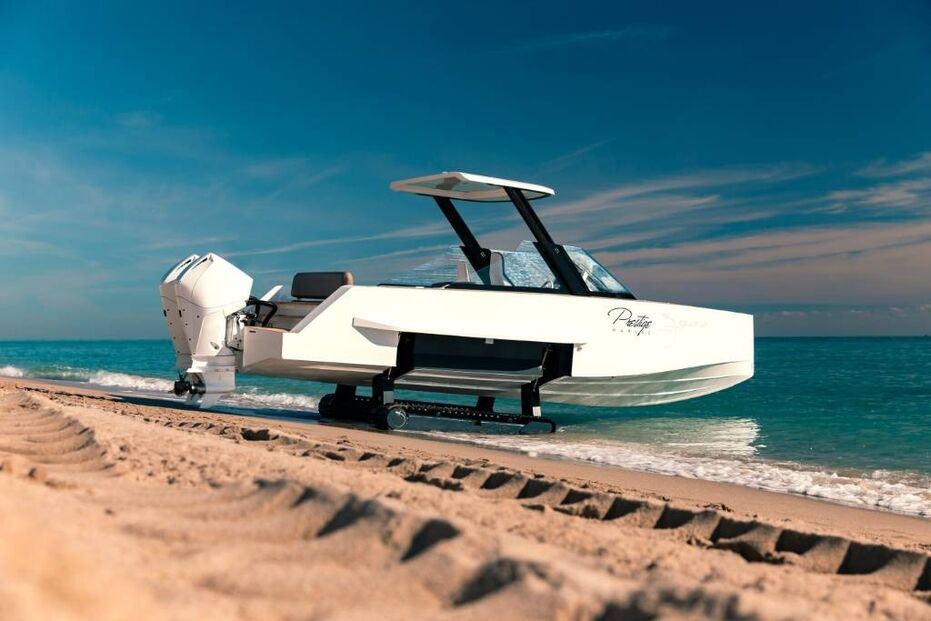 2020_Iguana Yachts_Commuter_Sport_ North Miami Beach FL