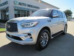 2020 Infiniti QX80 LUXE, BLIND SPOT MONITOR, 360 DEGREE VIEW BACKUP CAM, NAVI, APPLE CAR PLAY, SUNROOF,