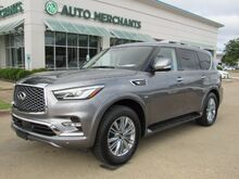 2020_Infiniti_QX80_LUXE,Adaptive Cruise Control Auxiliary,Back-Up Camera,Blind Spot Monitor,Bluetooth Connection_ Plano TX