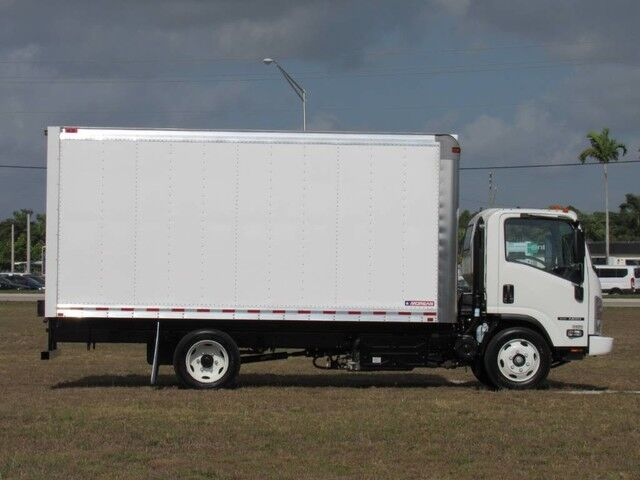 2020 Isuzu NPR-XD 16' Refrigerated truck (Diesel) Homestead FL