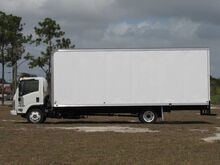 2020_Isuzu_NRR 24' Dry freight box__ Homestead FL