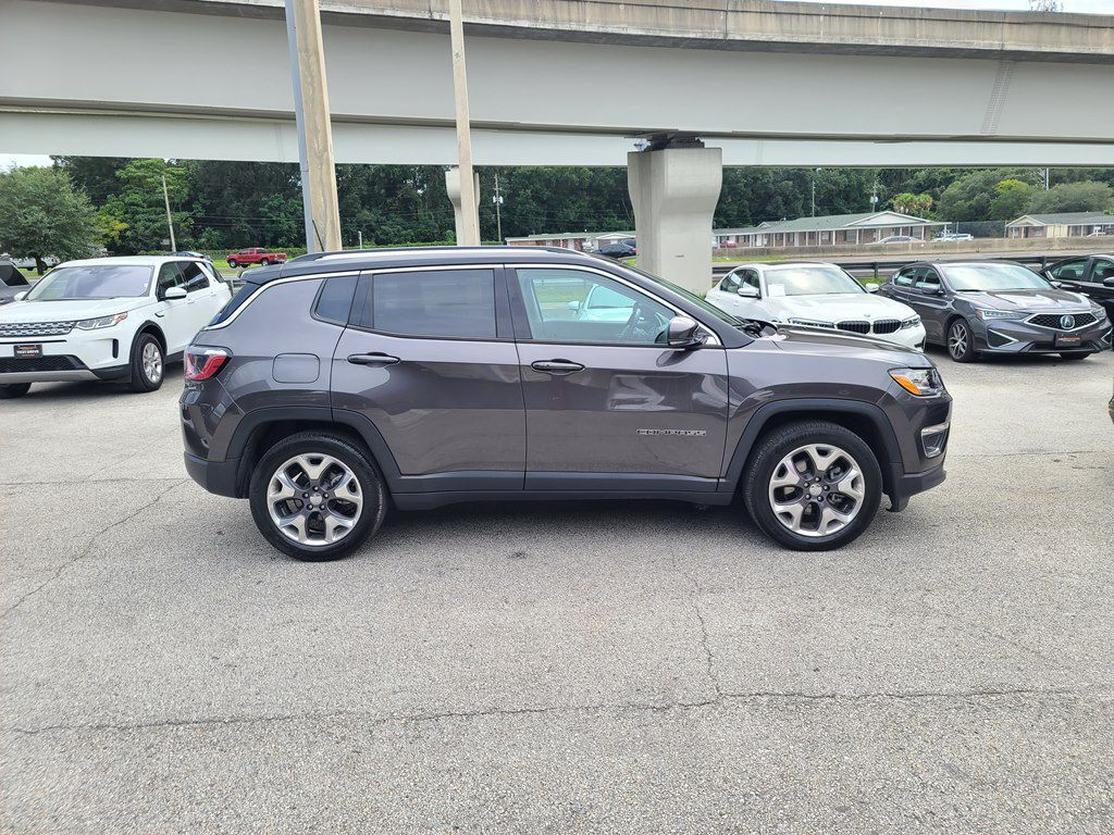 2020 JEEP COMPASS LIMITED LIMITED Jacksonville  FL