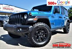 JEEP WRANGLER UNLIMITED Willys Sport 2020