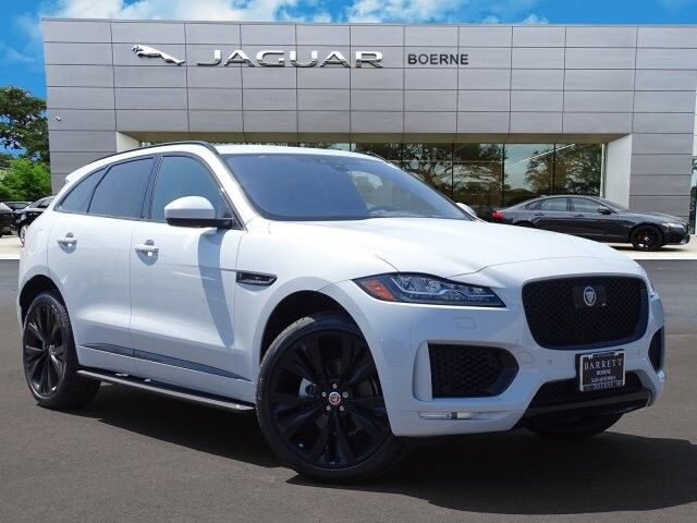 2020 Jaguar F-PACE 25t Checkered Flag Limited Edition San Antonio TX