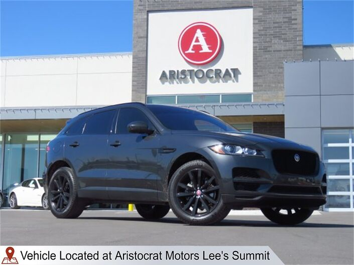 2020 Jaguar F-PACE 25t Prestige Merriam KS