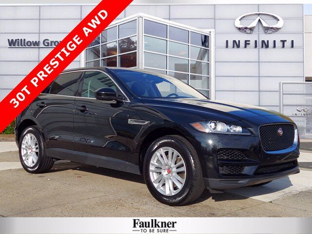 2020 Jaguar F-PACE 30t Prestige Willow Grove PA