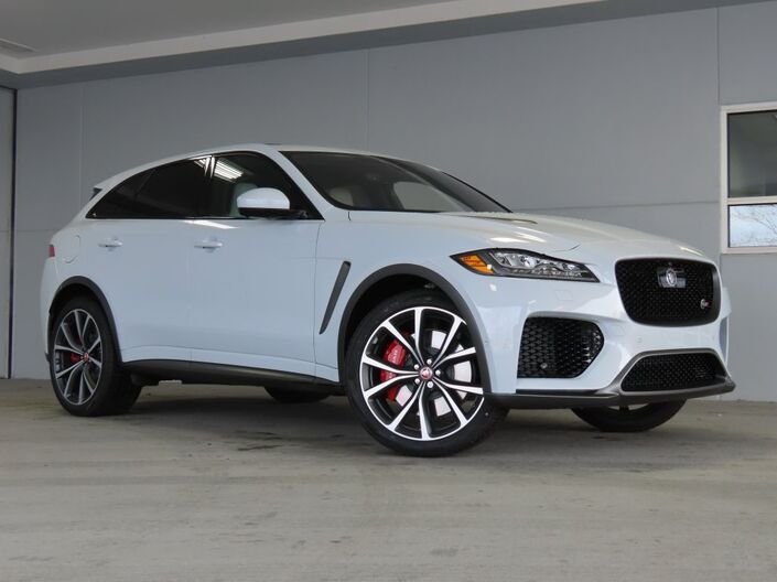2020 Jaguar F-PACE SVR Merriam KS