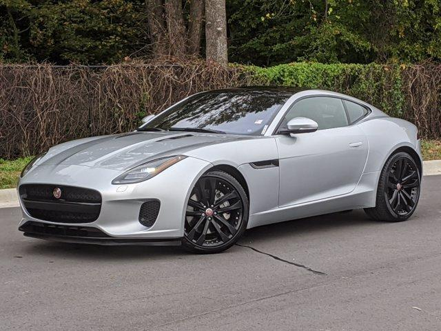 2020 JAGUAR F-TYPE COUPE AUTO P300