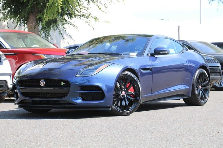 2020 Jaguar F-TYPE R California