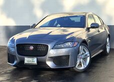 2020_Jaguar_XF_30t Checkered Flag Limited Edition_ Ventura CA