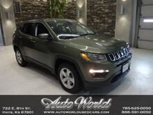 2020_Jeep_COMPASS LATITUDE 4X4__ Hays KS