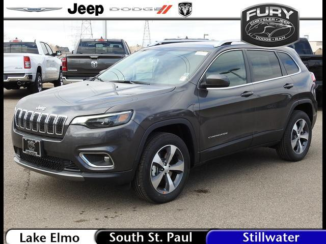 2020 Jeep Cherokee 4x4 St. Paul MN