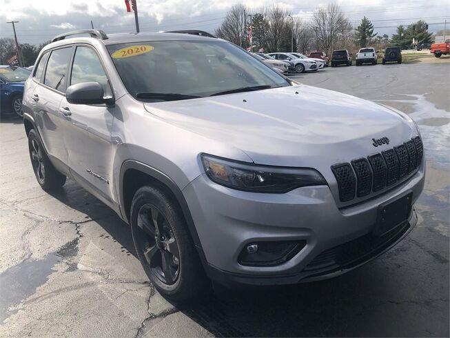 2020 Jeep Cherokee ALTITUDE 4X4 Evansville IN