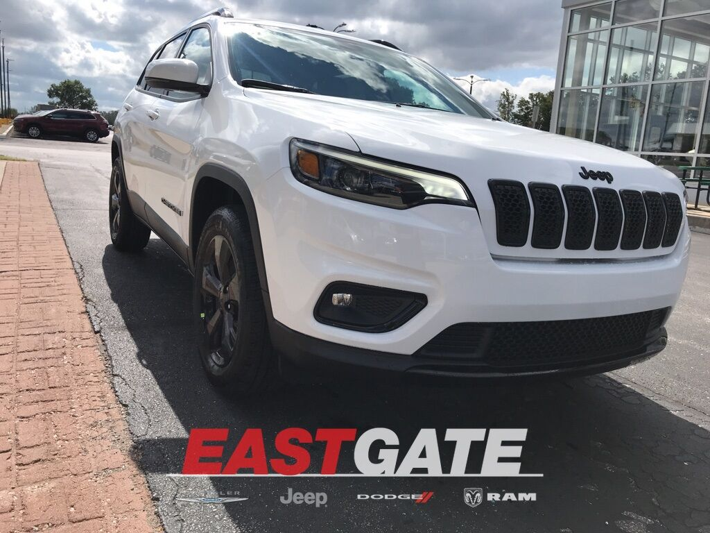 2020 Jeep Cherokee ALTITUDE 4X4 Indianapolis IN