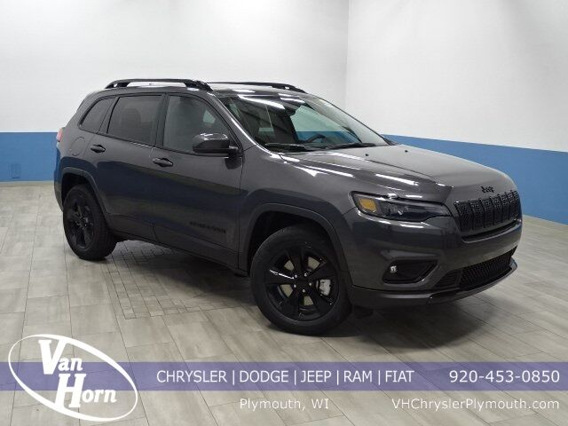 2020 Jeep Cherokee ALTITUDE 4X4 Plymouth WI