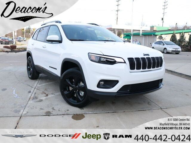 2020 Jeep Cherokee ALTITUDE 4X4 Mayfield Village OH