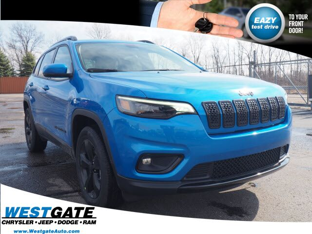 2020 Jeep Cherokee ALTITUDE 4X4 Plainfield IN
