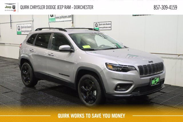 2020 Jeep Cherokee ALTITUDE 4X4 Boston MA