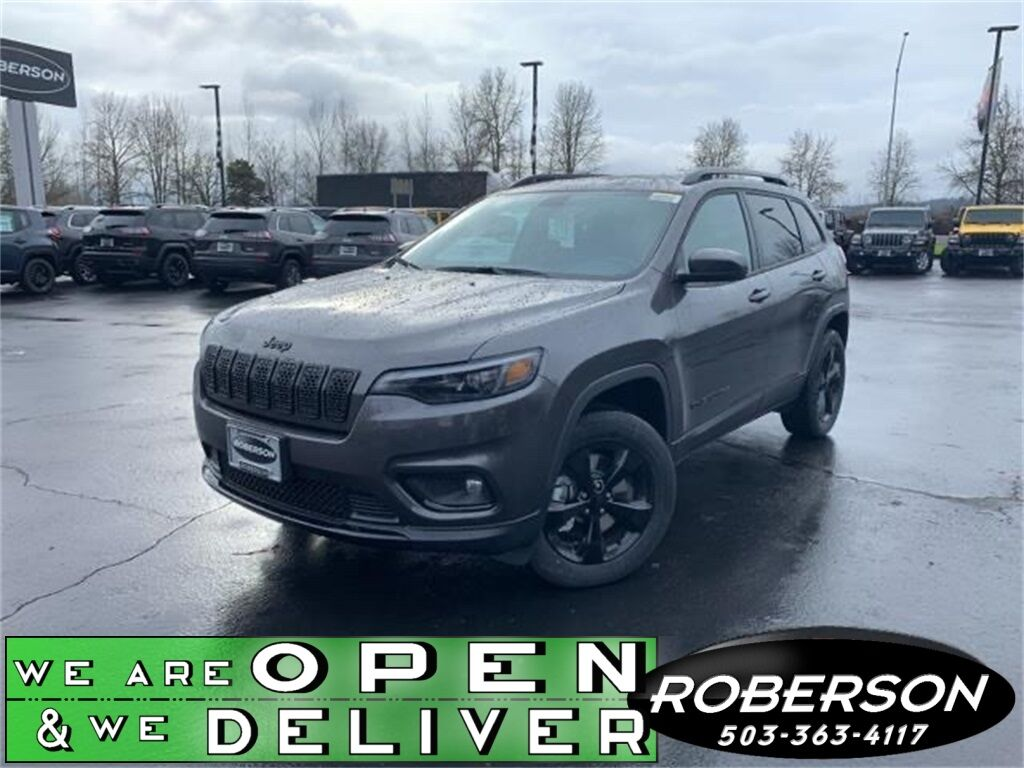 2020 Jeep Cherokee ALTITUDE 4X4 Salem OR