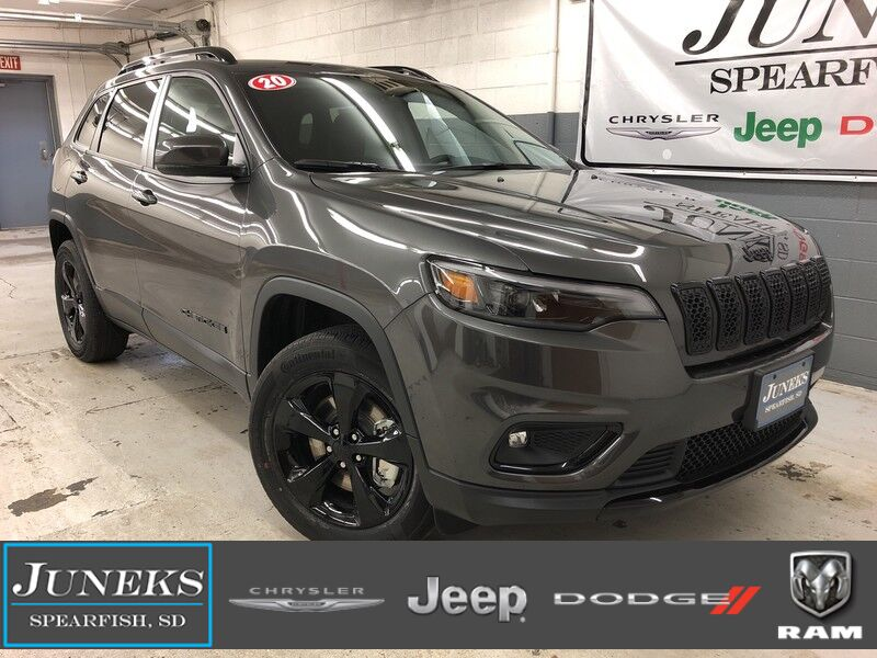 2020 Jeep Cherokee ALTITUDE 4X4 Spearfish SD