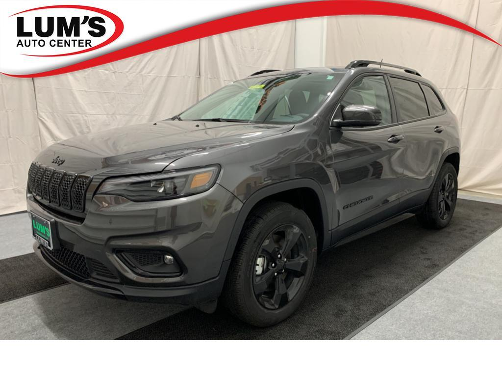 2020 Jeep Cherokee ALTITUDE 4X4 Warrenton OR