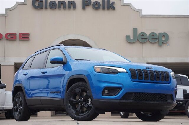 2020 Jeep Cherokee ALTITUDE FWD Gainesville TX
