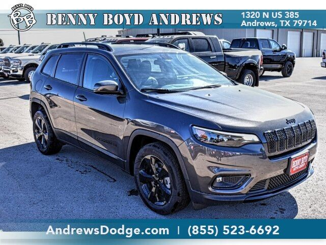 2020 Jeep Cherokee ALTITUDE FWD Andrews TX