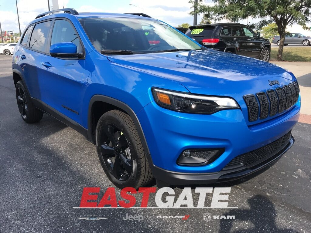 2020 Jeep Cherokee ALTITUDE FWD Indianapolis IN