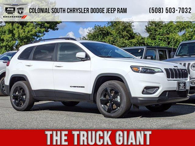 2020 Jeep Cherokee Altitude 4x4 Dartmouth MA