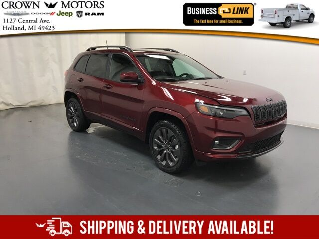 2020 Jeep Cherokee HIGH ALTITUDE 4X4 Holland MI
