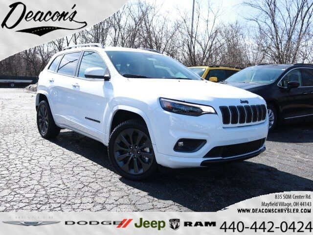 2020 Jeep Cherokee HIGH ALTITUDE 4X4 Mayfield Village OH
