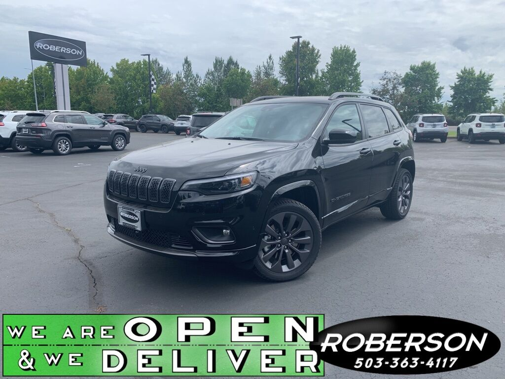 2020 Jeep Cherokee HIGH ALTITUDE 4X4 1C4PJMDX1LD627958