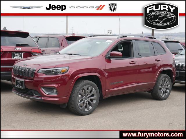 2020 Jeep Cherokee High Altitude 4x4 Stillwater MN