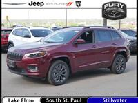 Jeep Cherokee High Altitude 4x4 2020