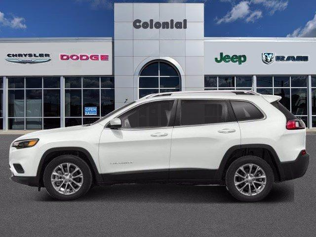 2020 Jeep Cherokee High Altitude 4x4 Hudson MA