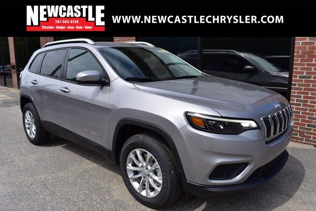 2020 Jeep Cherokee LATITUDE 4X4 Newcastle ME