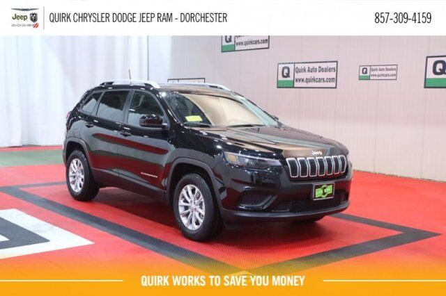 2020 Jeep Cherokee LATITUDE 4X4 Boston MA