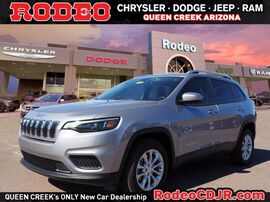 2020_Jeep_Cherokee_LATITUDE FWD_ Phoenix AZ