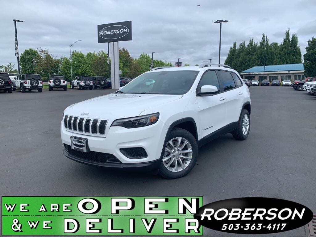 2020 Jeep Cherokee LATITUDE FWD Salem OR