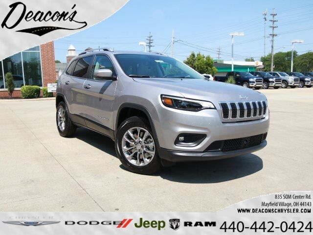 2020 Jeep Cherokee LATITUDE LUX 4X4 Mayfield Village OH